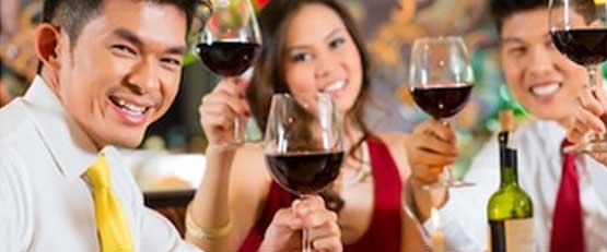 Comment la Chine devient l'Eldorado du vin