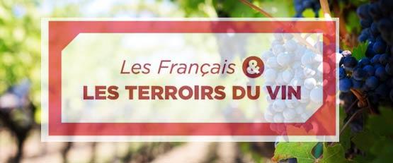 Les Français sont attachés à leurs territoires viticoles