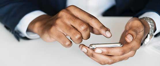 Les Français sont de plus en plus nombreux à acheter sur mobile.
