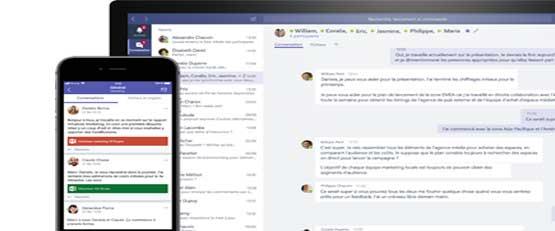 Microsoft Teams disponible gratuitement pour les PME