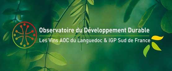AOC du Languedoc - Observatoire du développement durable