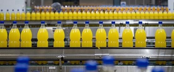 L'usine de Donnery dans le Loiret, réalise 45% de la production française d'Orangina