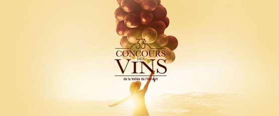 Le palmarès du 33ème concours des vins de la Vallée de l'Hérault, édition 2019