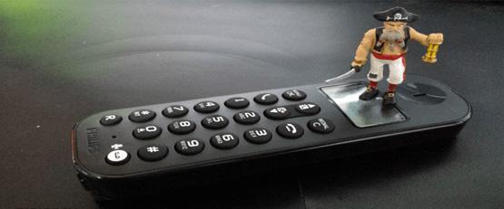 Le piratage téléphonique n'appartient pas aux années 80