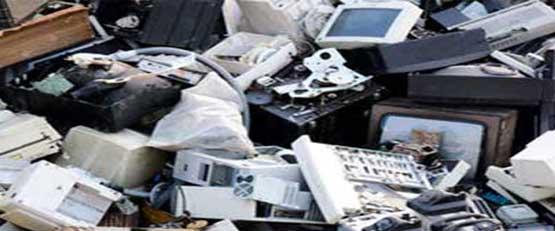 Les déchets électroniques poursuivent leur croissance folle