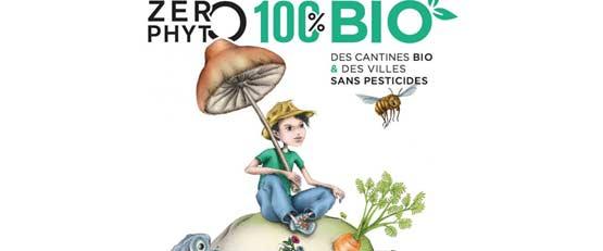 Zéro phyto 100% bio : un documentaire fait le tour des cantines bio et des communes sans pesticides