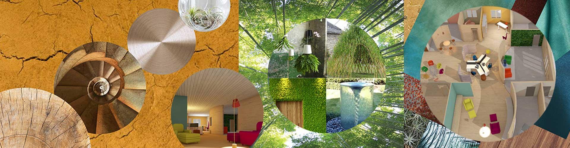 Alchimie des espaces, architecture d'intérieur à Aniane, Hérault