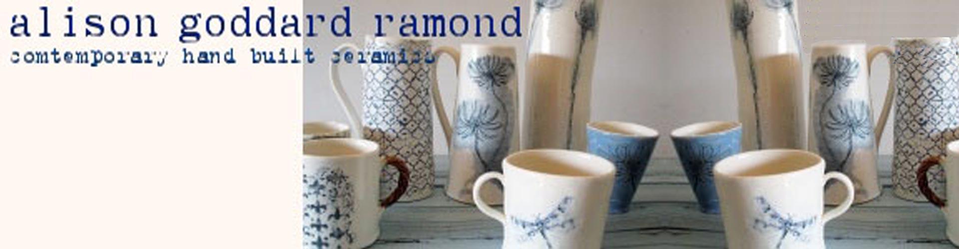 Alison Goddard Ramond, céramique à Soubès, Hérault
