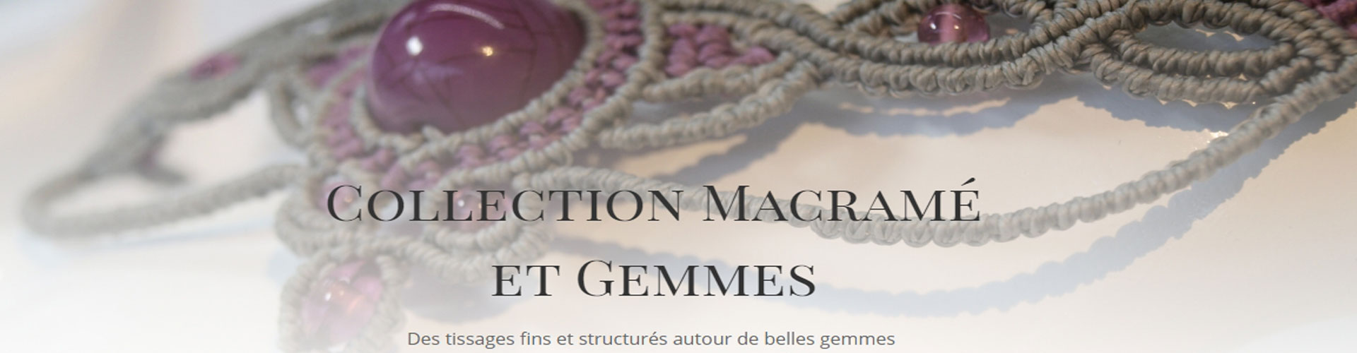 Créaléliam, bijoux artisanaux et objets de décoration, Giganc Hérault