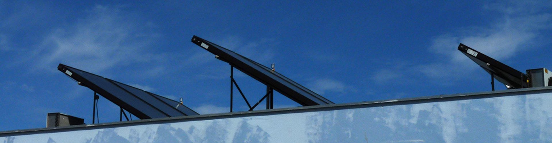 Sunny Habitat Energie, Chauffage solaire et Chauffe eau solaire en coeur d'hérault