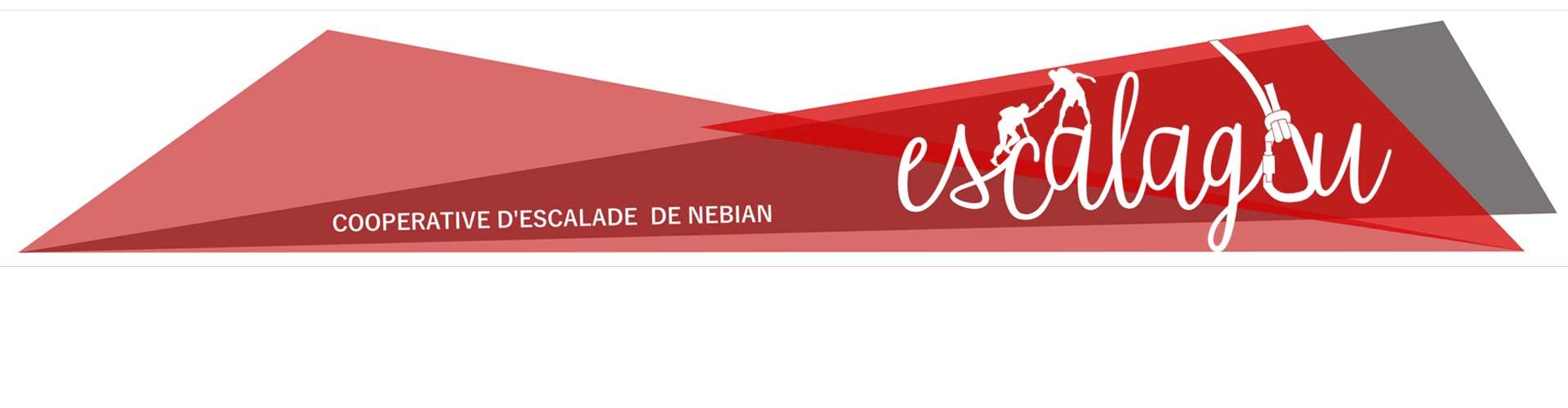 Escalagou coopérative d'escalade à Nébian dans l'Hérault