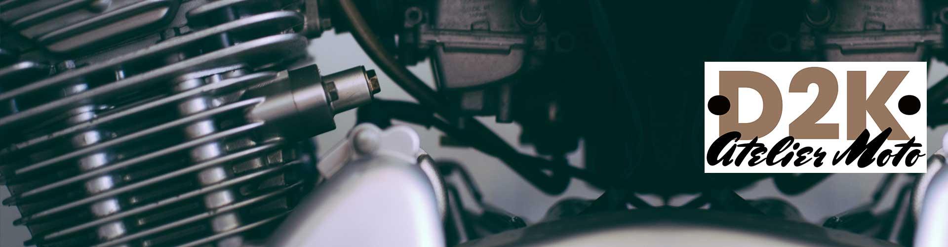 D2K Atelier Moto, entretie et réparation de cyclomoteurs, vélomoteurs et moto à Salac, Hérault