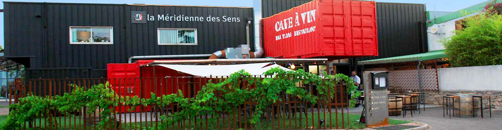 La Méridienne des Sens, bar à vin, caviste à clermont l'hérault
