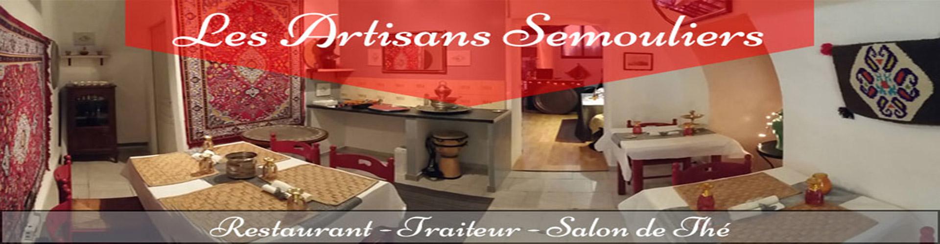 Les artisans semouliers, traiteur oriental à Lodève