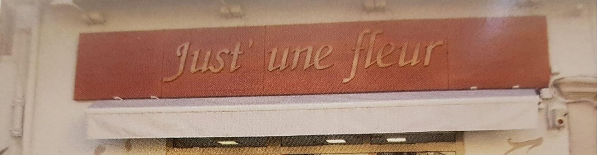 Just'Une Fleur Lodève