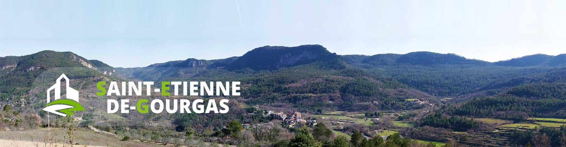 Commune de Saint Etienne de Gourgas