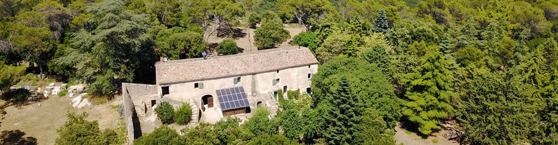 La Maison des Légendes à Saint Guilheme le désert en Coeur d'Hérault