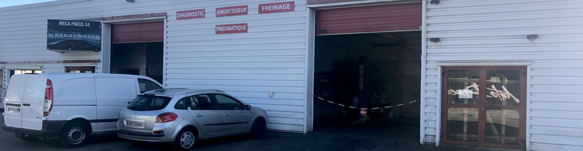 Meca pneus 34, spécialiste du pneu à Saint André de Sangonis en Coeur d'Hérault