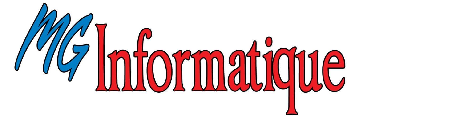 MG informatique Dépannage et maintenance informatique