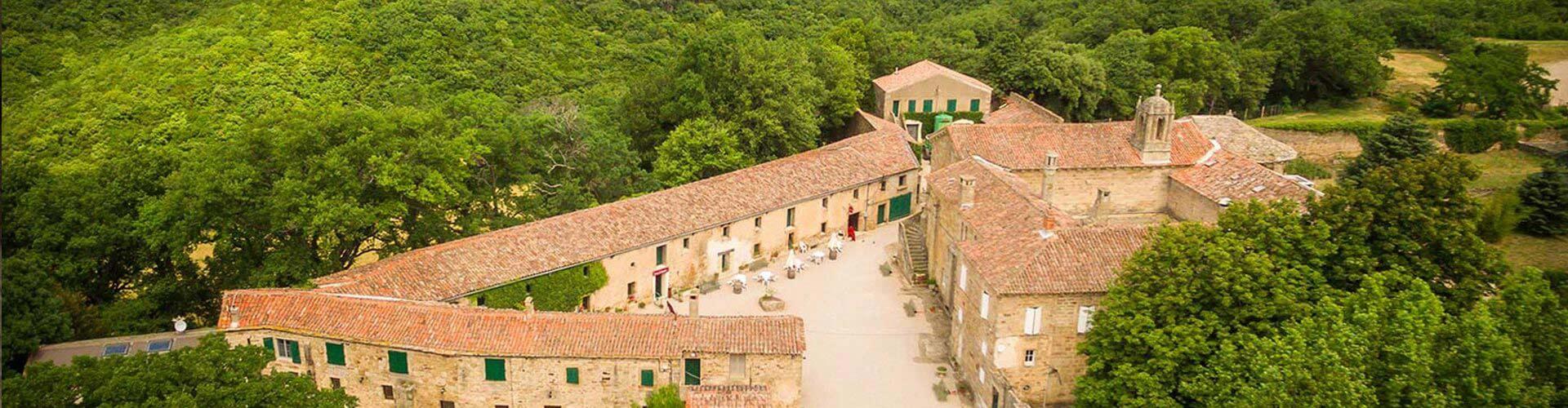 Le Prieuré Saint Michel de Grandmont Hérault