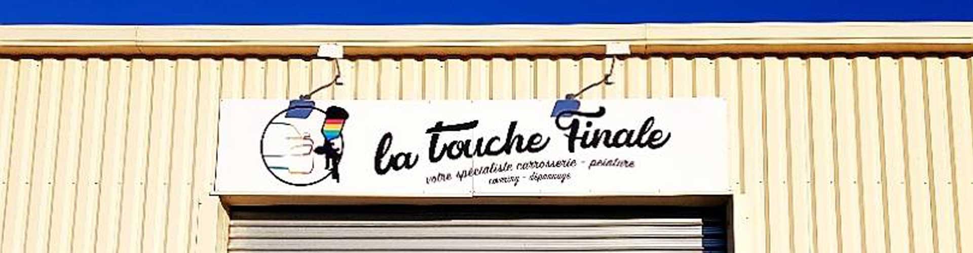Carrosserie, peinture, petite mécanique, La Touche Finale à Paulhan dans l'Hérault