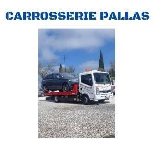 Carrosserie Pallas Carrosserie à Paulhan
