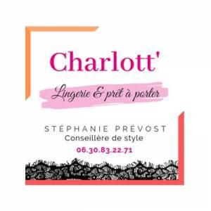 Charlott' Stéphanie PREVOST, lingerie et prêt à porter
