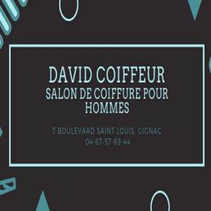 David Coiffeur Homme Junior Gignac Hérault