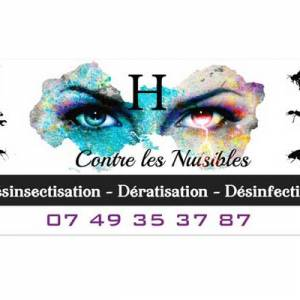 H Contre Les Nuisibles, dératisation, désinsectisation à Clermont l'Hérault