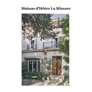 La Missare Chambres d'hotes à Brignac en Coeur d'Hérault