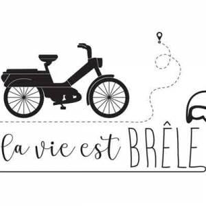 La Vie est Brêle, balades touristiques en mobylette à travers le Lodévois et Larzac