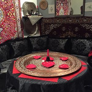 Les artisans semouliers, restaurant oriental à Lodève