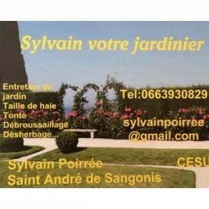 Sylvain votre jardinier