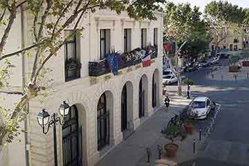 Les entreprises du Coeur d'Hérault dans la catégorie services publics