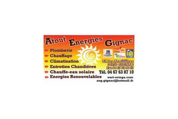 Atout Energies Gignac