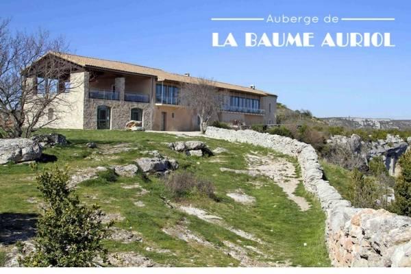 Auberge de la Baume Auriol