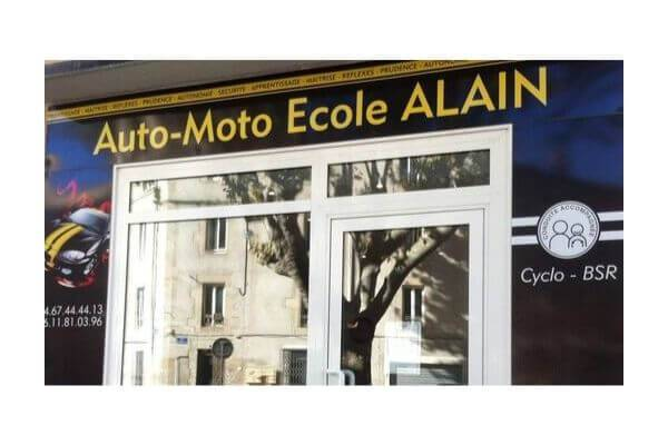 Auto Moto Ecole Alain