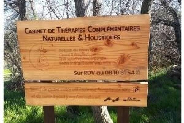 Cabinet de Thérapies Complémentaires Naturelles et Holistiques  à Soumont