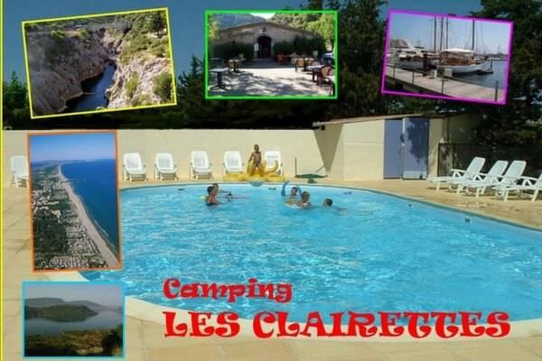 Camping Les Clairettes
