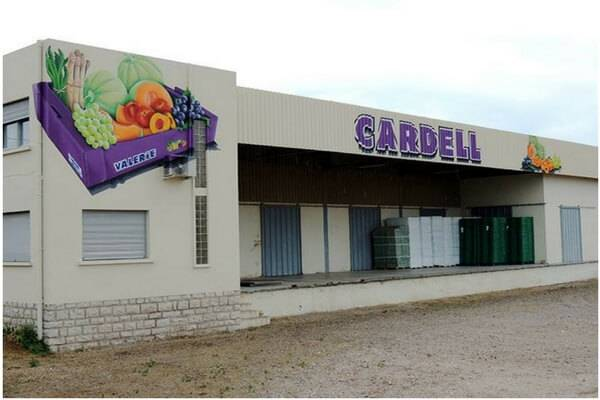 Cardell Fruits Le Pouget