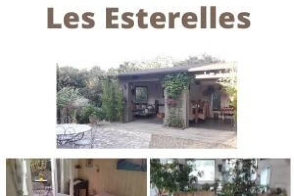 Chambre d'hôtes Les Esterelles à Aniane