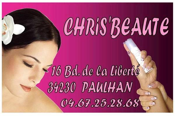 Chris Beauté à Paulhan