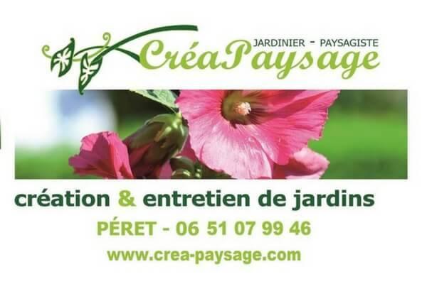 Créa'Paysage paysagiste en Coeur d'Hérault à Péret