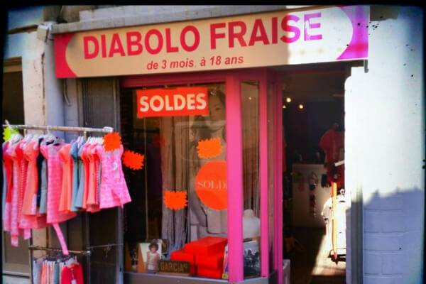 Diabolo Fraise Clermont l'Hérault