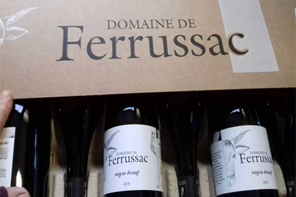 Domaine de Ferrussac, vin et bovins du Larzac à La Vacquerie et Saint Martin de Castries