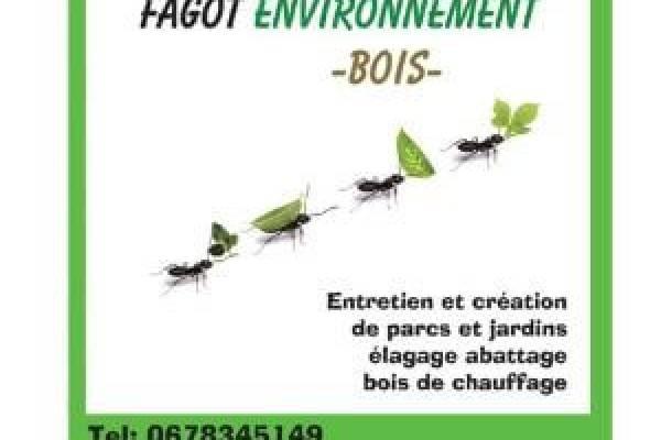 Fagot environnement bois