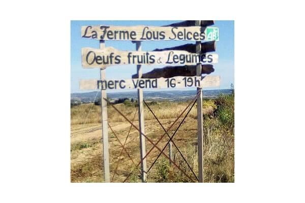 La ferme Lou Selces