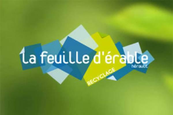 La Feuille d'Erable Recyclage papier, carton à Paulhan en Coeur d'Hérault