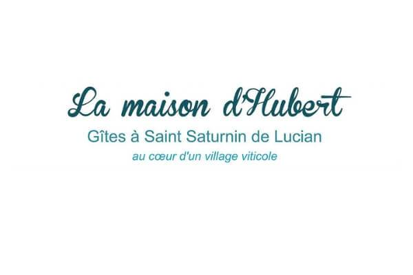 La maison d'Hubert à Saint Saturnin de Lucian