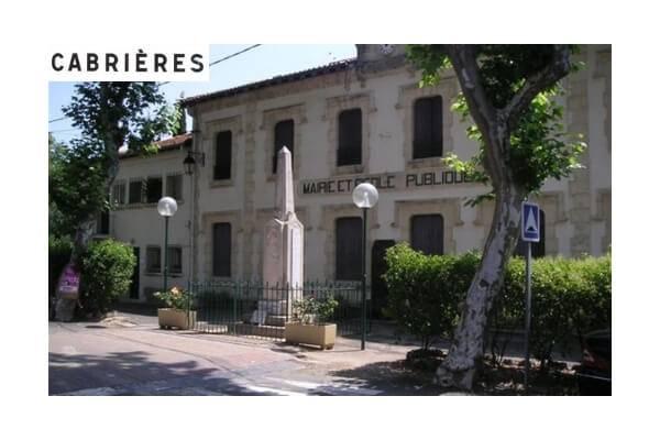 Mairie de Cabrières